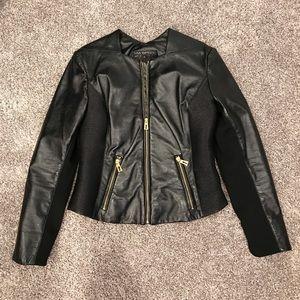 Via Spiga Real Leather Jacket